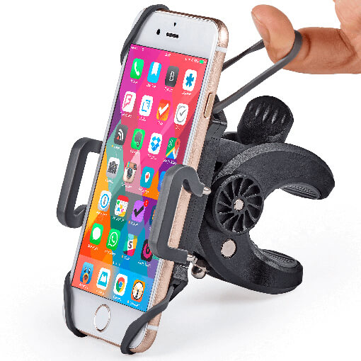 PandaHug Bike/Motorcycle Mount