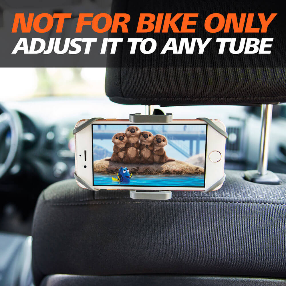 Adjust it to any tube