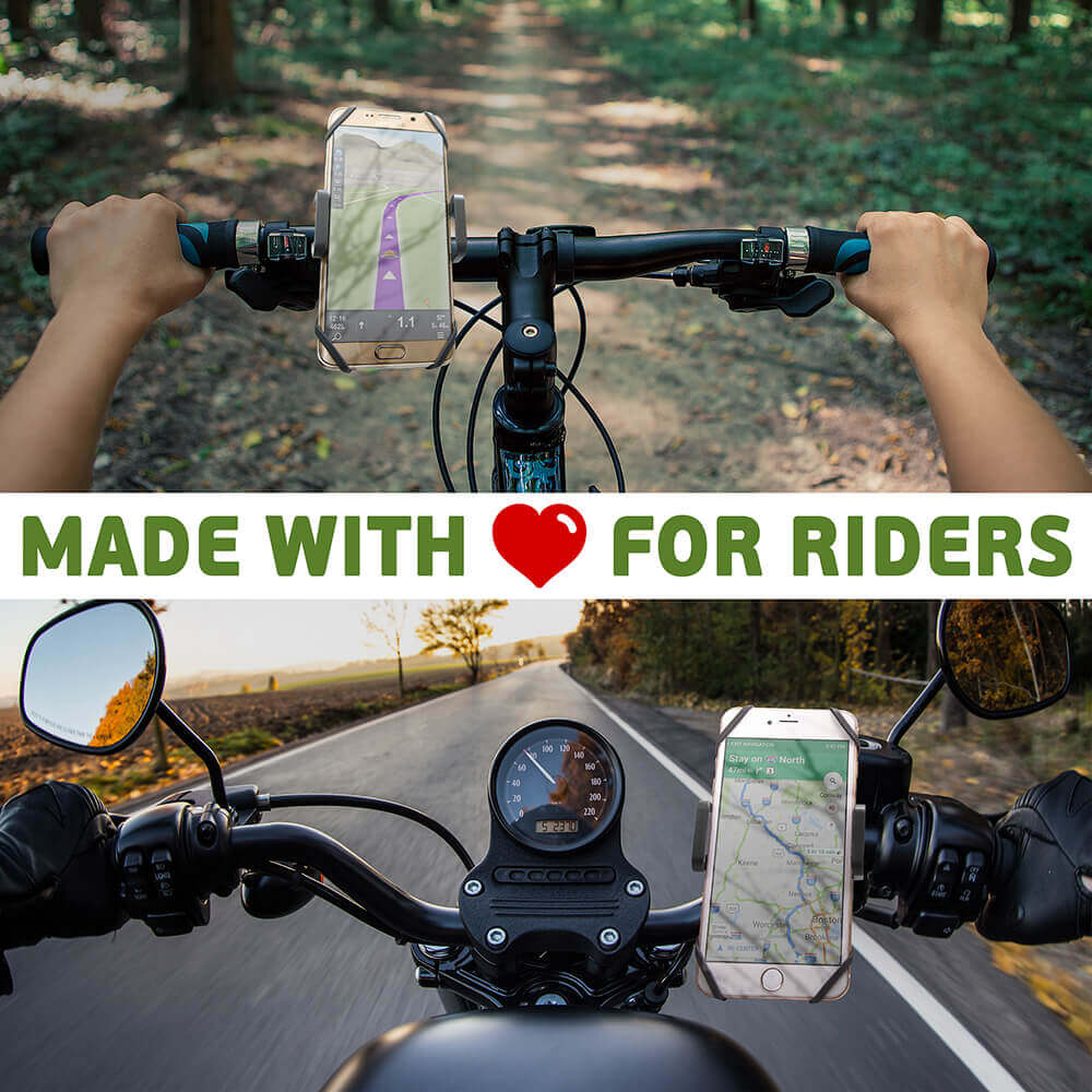 Made with love for riders